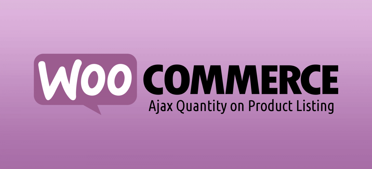 Free WooCommerce Ajax Quantity Plugin from Themes Zone