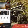 Tire Shop WordPress Theme