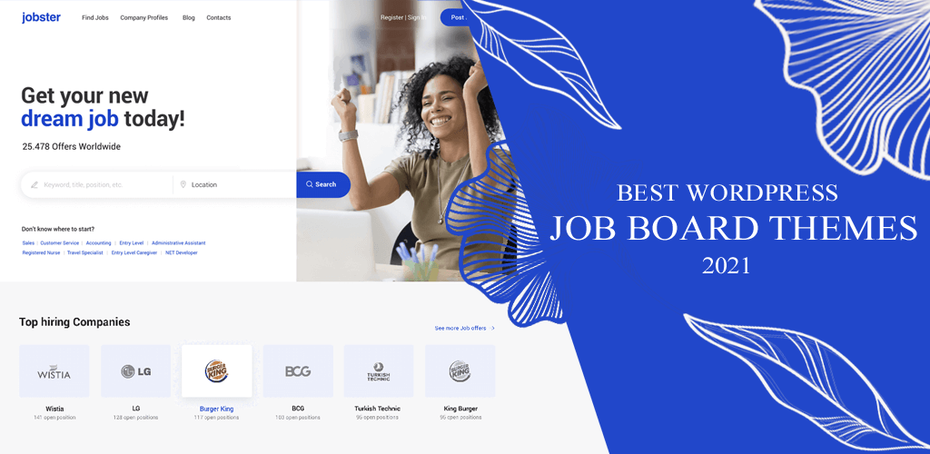 5 Best WordPress Job Board Themes for 2021